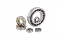 Angular Contact Ball Bearings-Open,Z,ZZ,RS,2RS
