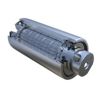 BACK UP ROLLERS FOR METAI FLATTENING AND STRAIGHTENING MACHINES