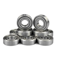 large inventory 62 series of inch miniature bearings