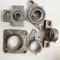 Stainless Steel Bearing Housings-SSUCPA200 Series/SSUCF Series/SSUCT200 Series/SSUCP Series/SSUCFL Series/SSUCFB200A Series